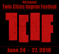 4th Annual Twin Cities Improv Festival